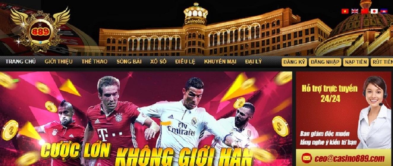 casino889 (@casino889) Cover Image