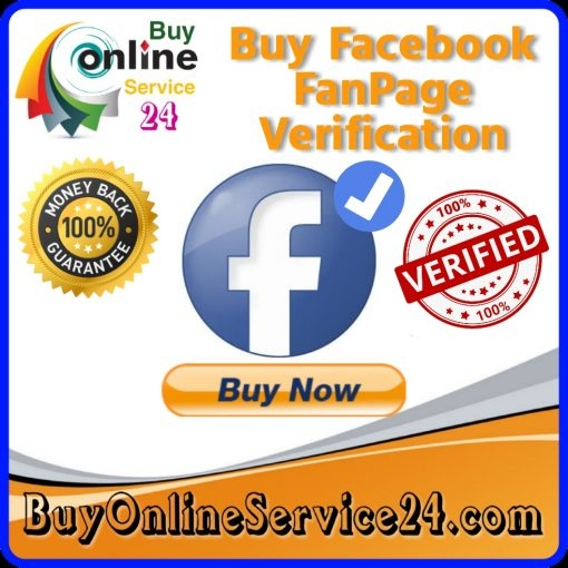 Buy Facebook FanPage Verification (@buyonlineservice24679) Cover Image