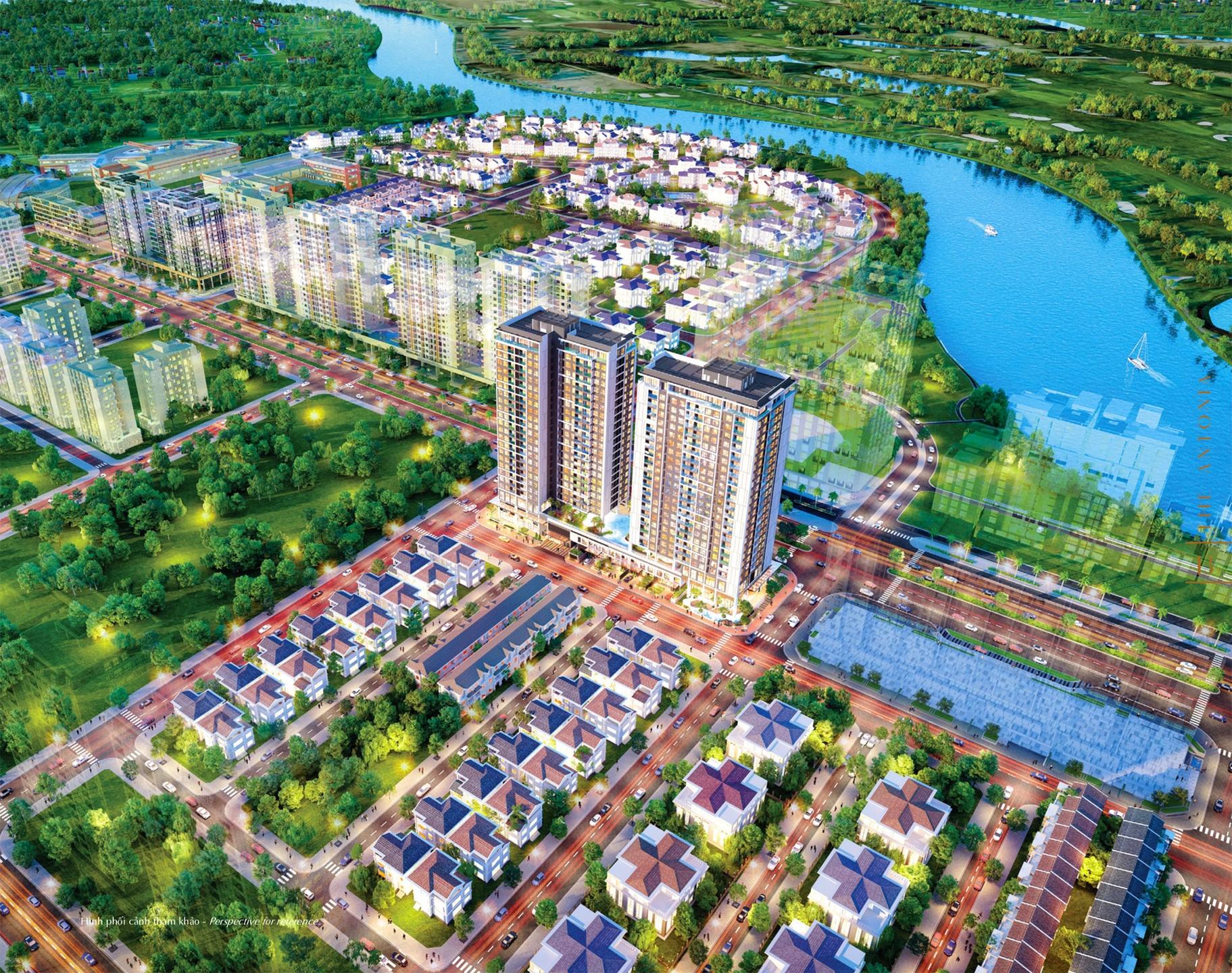 Phú Mỹ Hưng City (@phumyhungcity) Cover Image