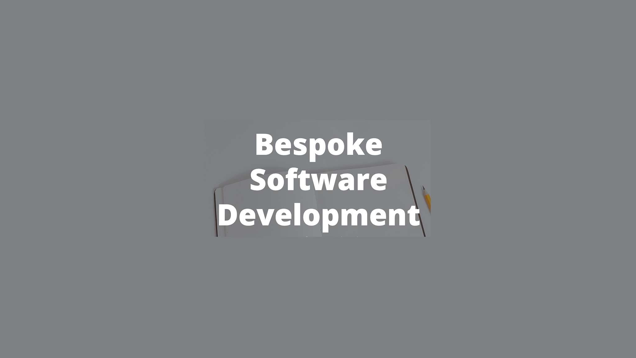Bespoke Software Development (@bespokesoftwaredevelopment) Cover Image