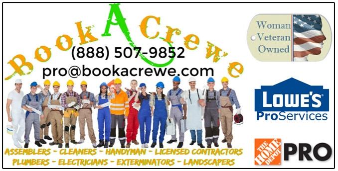 BookACrewe (@bookacrewe) Cover Image