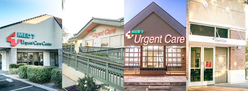 Med 7 Urgent Care Center (@urgentcarecenters) Cover Image