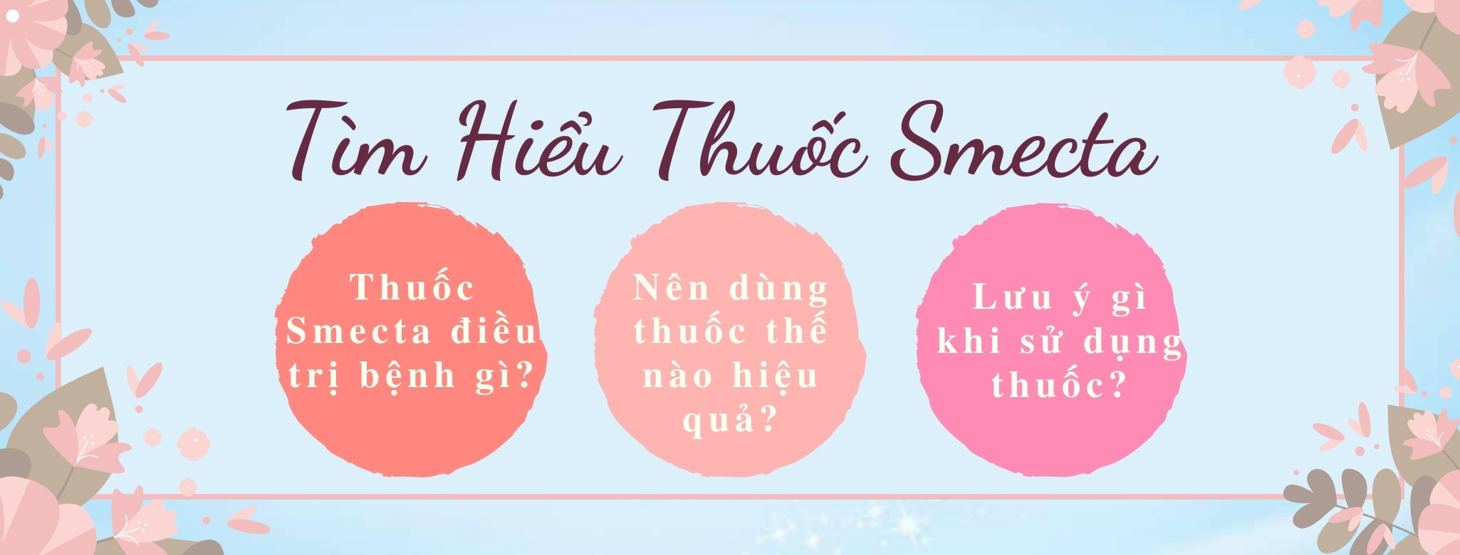 Thuốc Smecta-Thuốc Đặc Trị 247 (@smecta_thuocdactri247) Cover Image