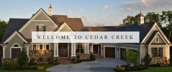 Cedar Creek Realty (@cedarcreekrealty) Cover Image