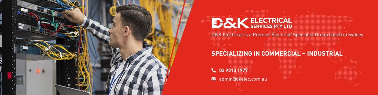 D&K Electrical (@dkelectrical) Cover Image