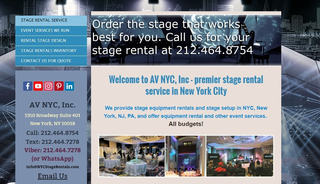 stage equipment rentals (@stage_equipment_rentals) Cover Image