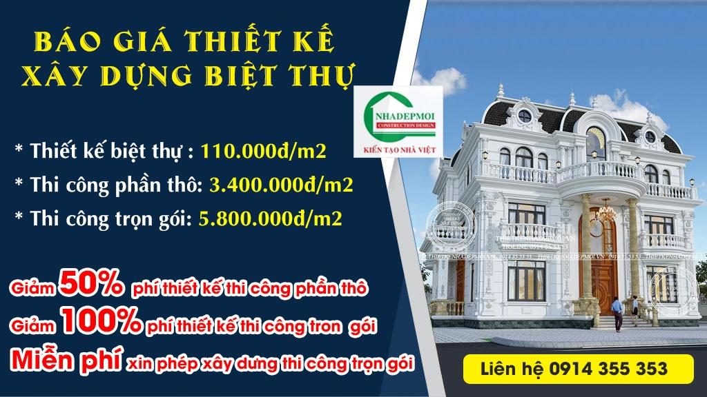 Thiết kế biệt thự - Mẫu biệt thự đẹp (@thietkebiethudep) Cover Image