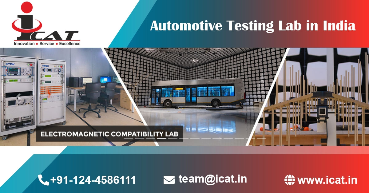International Centre for Automotive Technology (@icatmanesar) Cover Image
