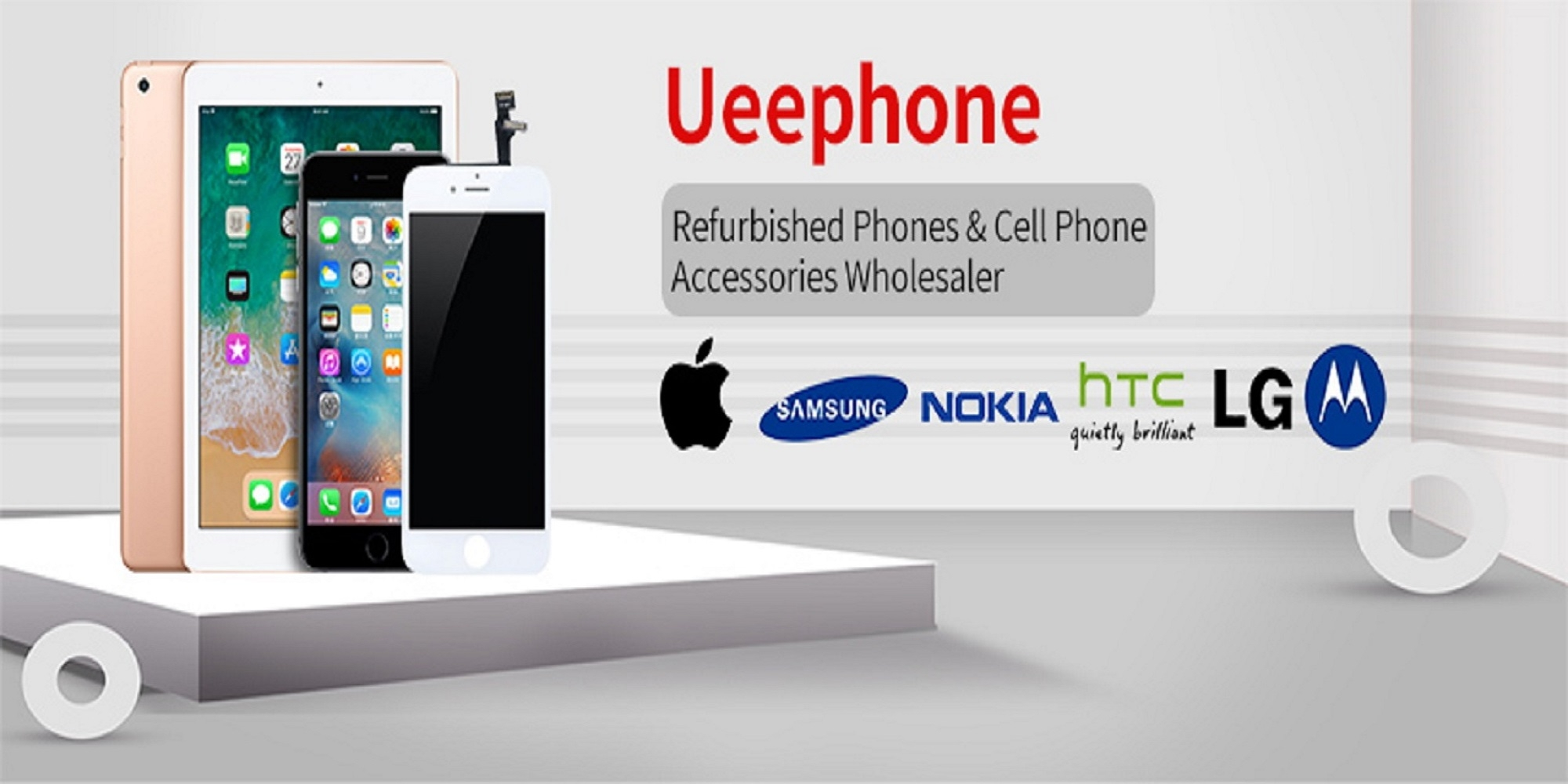 Ueephone Co. Ltd (@ueephonecoltdpt) Cover Image