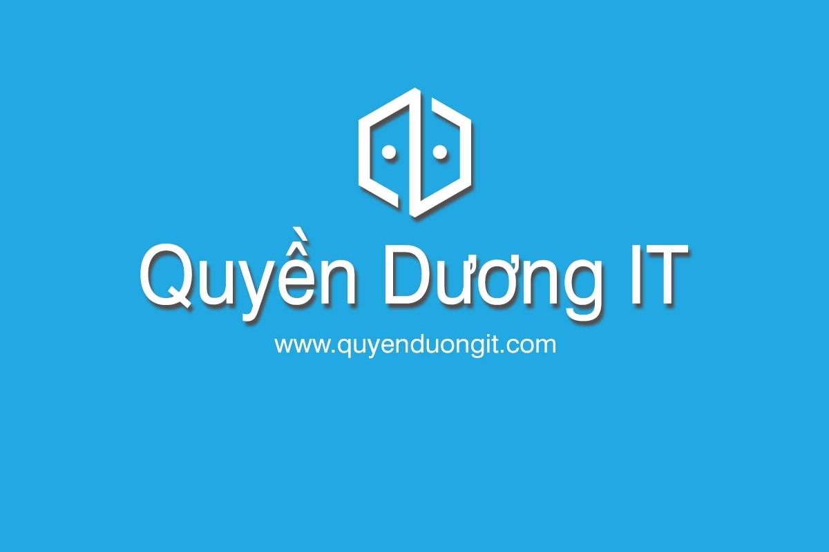 Quyền Dương IT (@quyenduongit) Cover Image