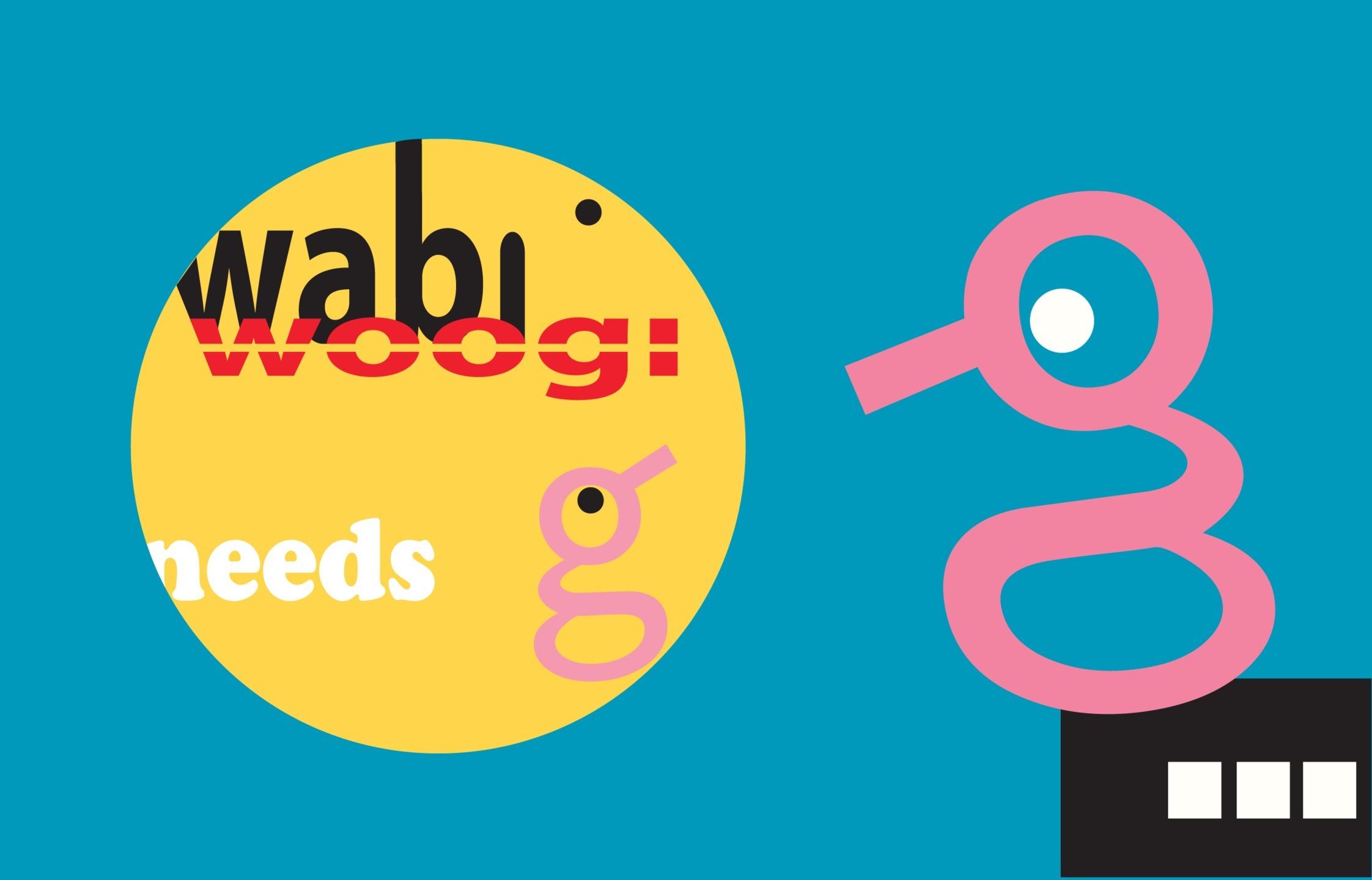 Wabi-Woogi Needs Glamour (@wabiwoogi) Cover Image