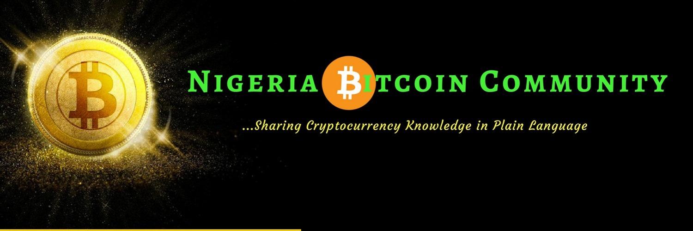 Nigeria Bitcoin Community (@bitcoincommunitynigeria) Cover Image