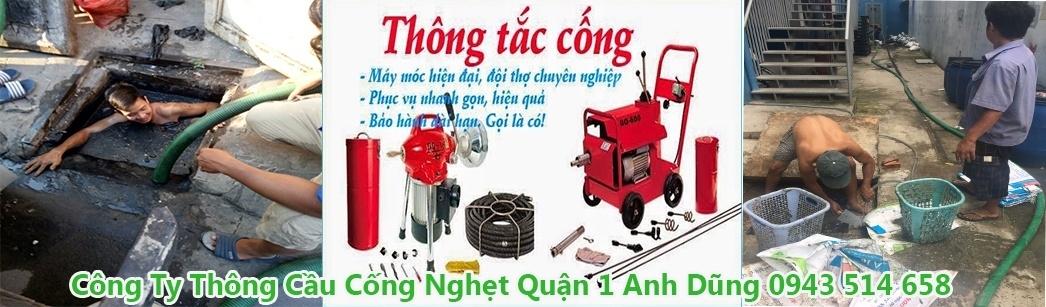 Công Ty Thông Cống Nghẹt Quận 1 Anh Dũng (@thongcongnghetq1) Cover Image