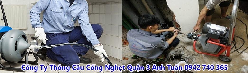 Thông Cống Nghẹt Quận 3 Anh Tuấn (@thongcongq3anhtuan) Cover Image