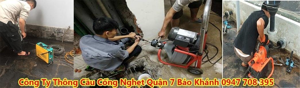 Thông Cống Nghẹt Quận 7 Bảo Khánh (@thongcongq7baokhanh) Cover Image
