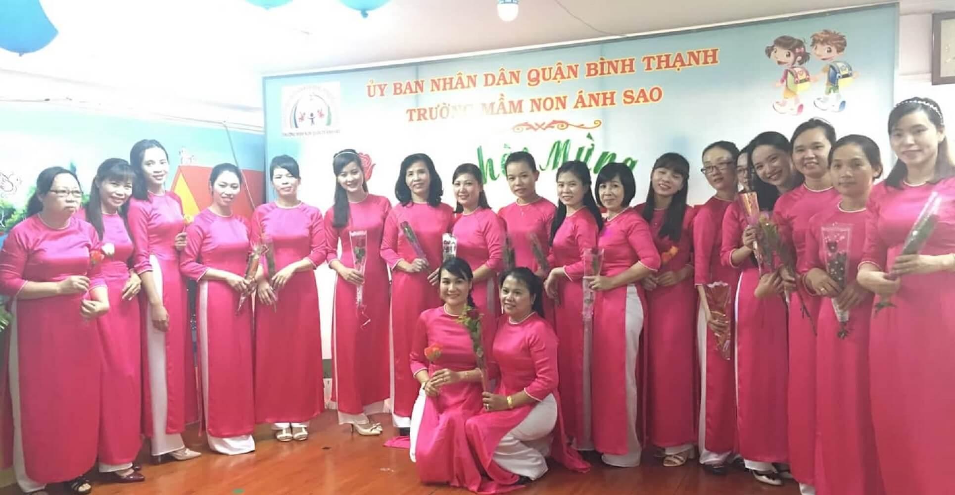 Trường mầm non quận Bình Thạnh - Ánh Sao (@mamnonbinhthanh) Cover Image