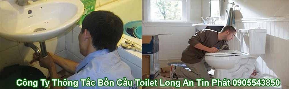 Thông tắc bồn cầu Long An Tín Phát (@thongcautinphat) Cover Image
