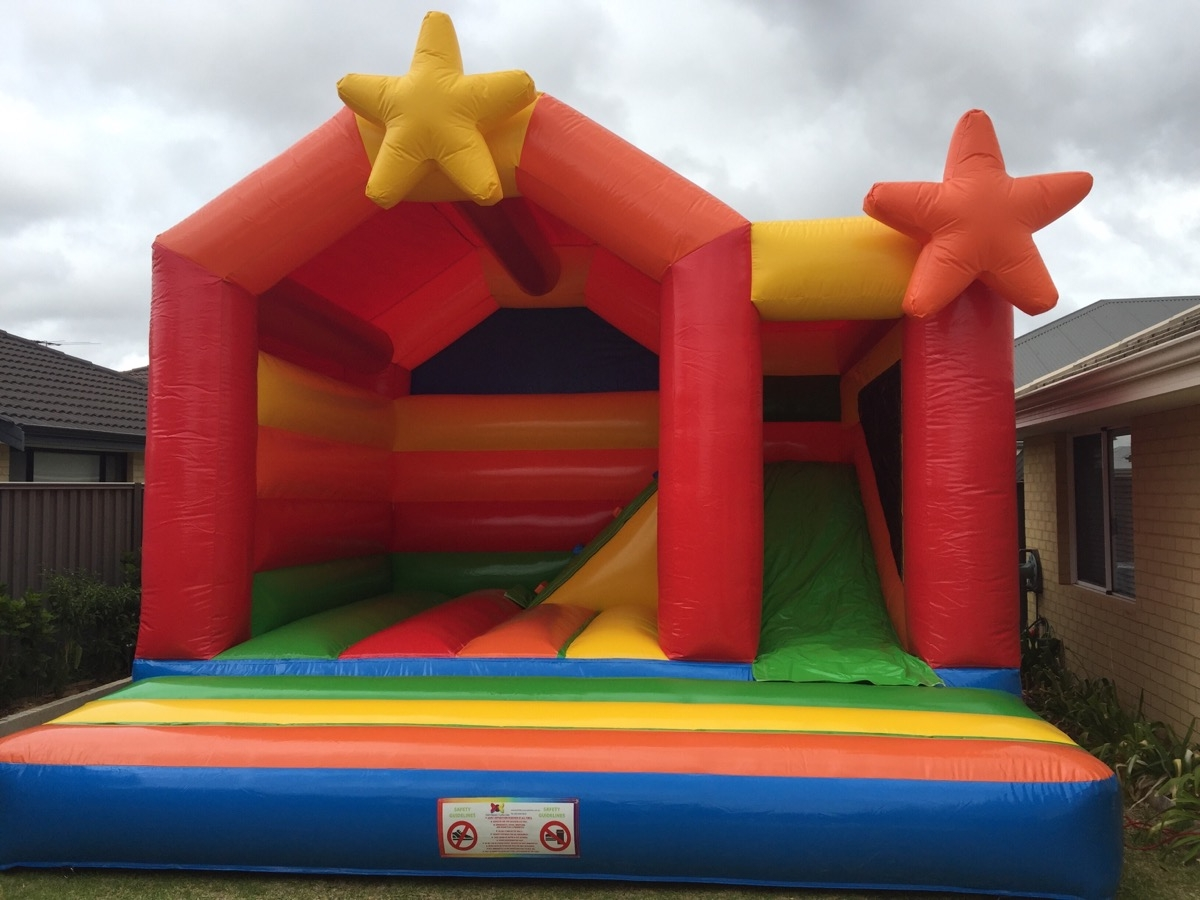Perth Bouncy Castle Hire (@perthbouncr) Cover Image