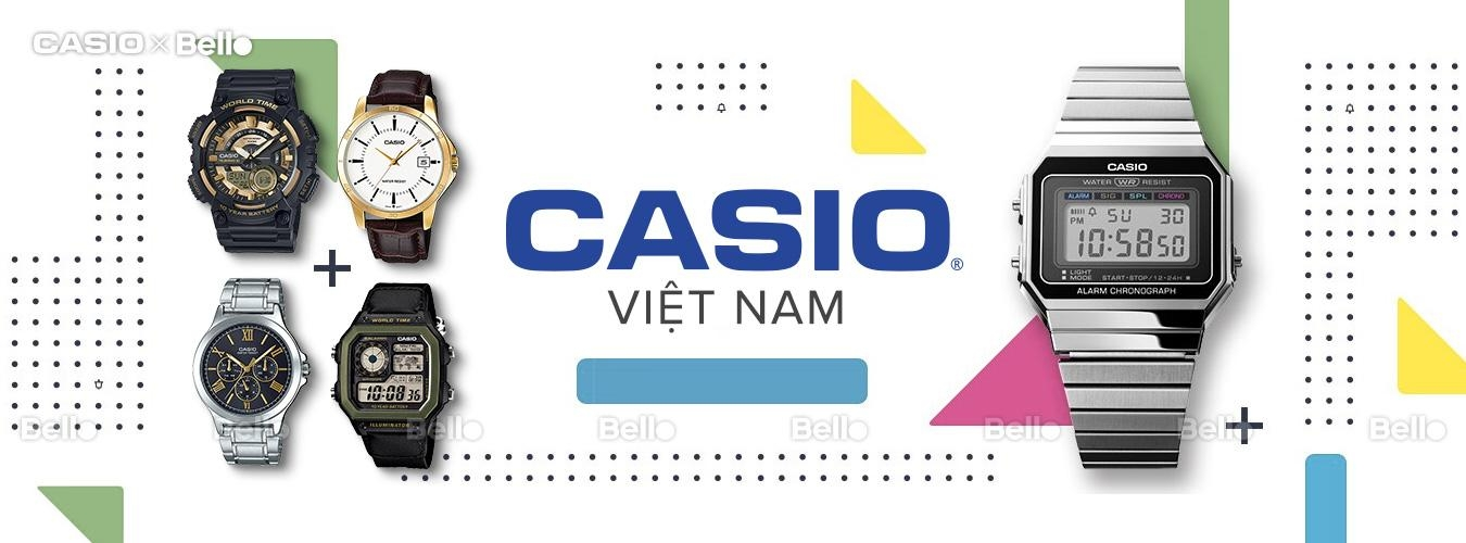 Casio  (@casiovn) Cover Image