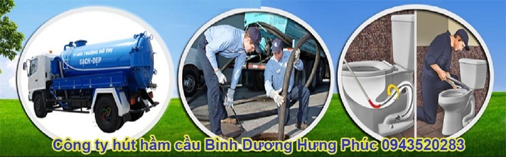 Hút hầm cầu Bình Dương Hưng Phúc (@hutcauhungphuc) Cover Image