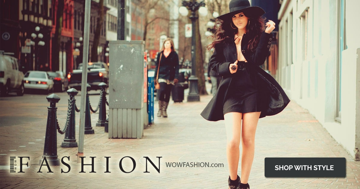 WOW Fashion (@wowfashionoff20) Cover Image