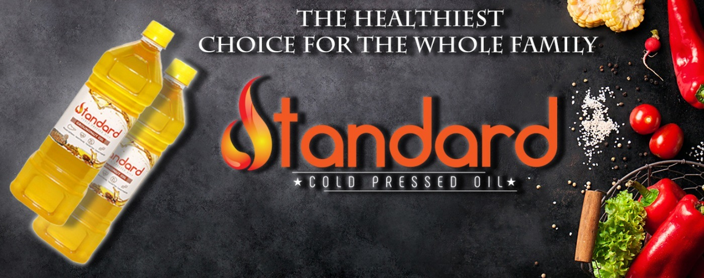 Standard Cold Pressed Oil (@standardcoldpressoil) Cover Image
