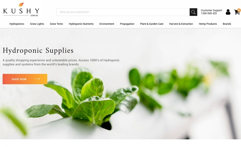 Kushy Hydroponic Supplies & Equipment (@kushyhydroponic) Cover Image