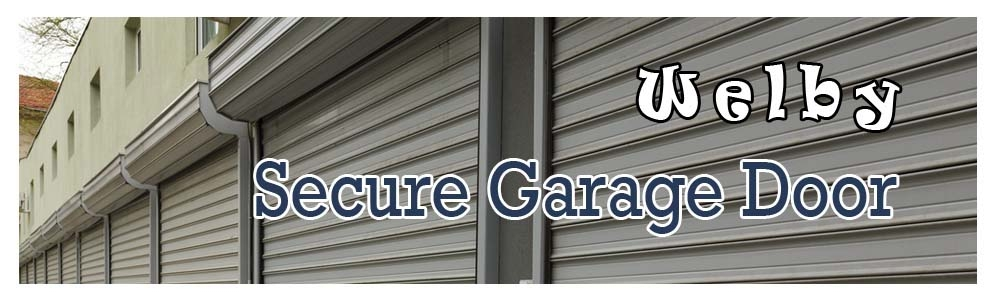 Welby Secure Garage Door (@welbygarage) Cover Image