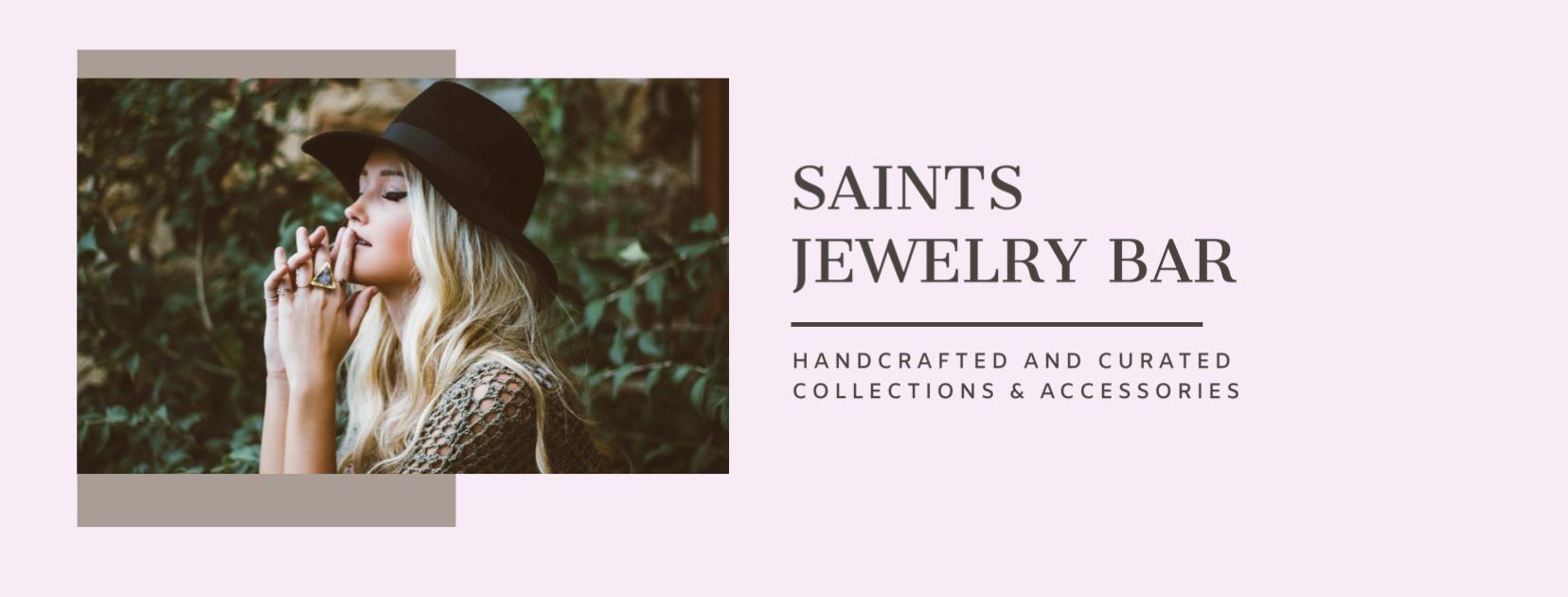 Saints Jewelry Bar (@saintsjewelrybarus) Cover Image