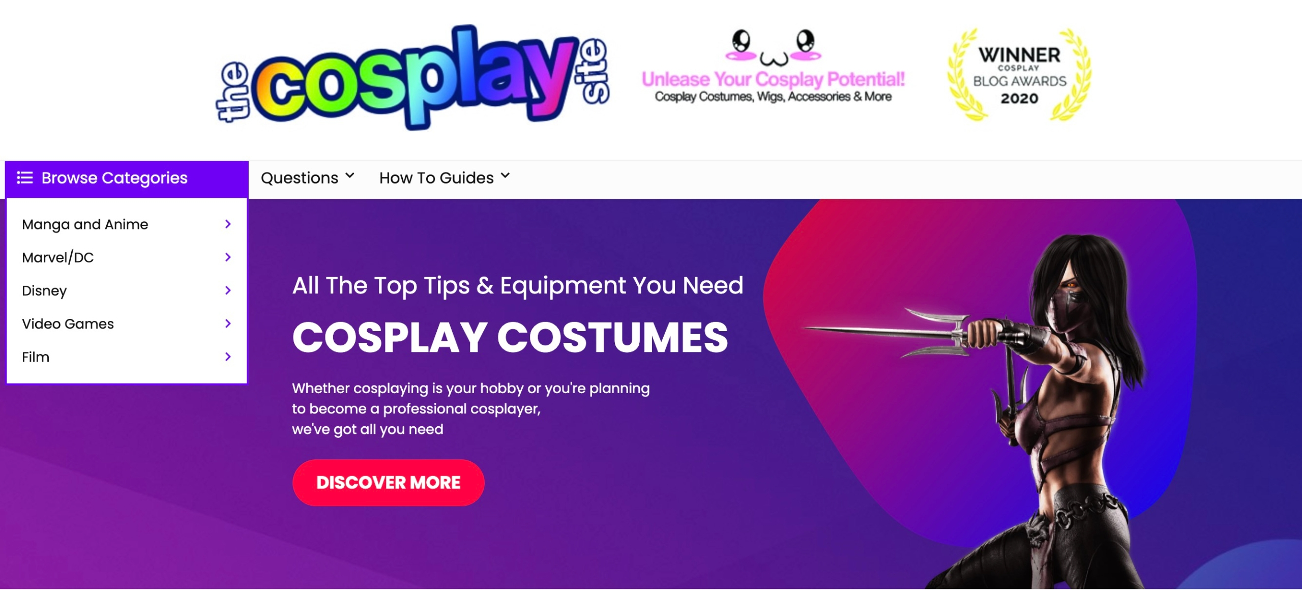 The Cosplay Site (@thecosplaysite0) Cover Image