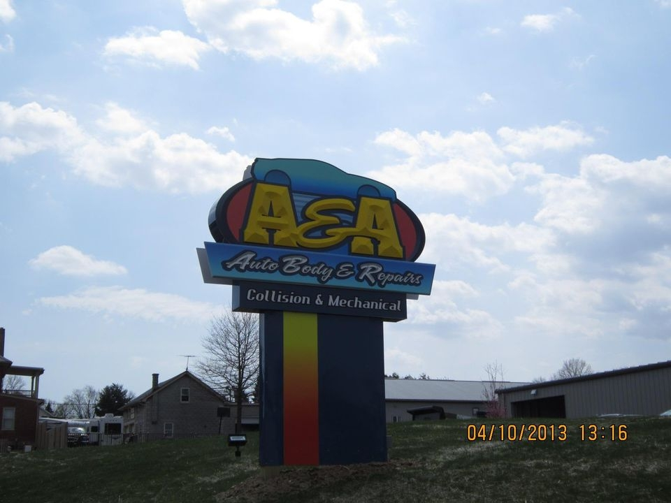 A & A Auto Body & Repair (@aaautorepairs) Cover Image