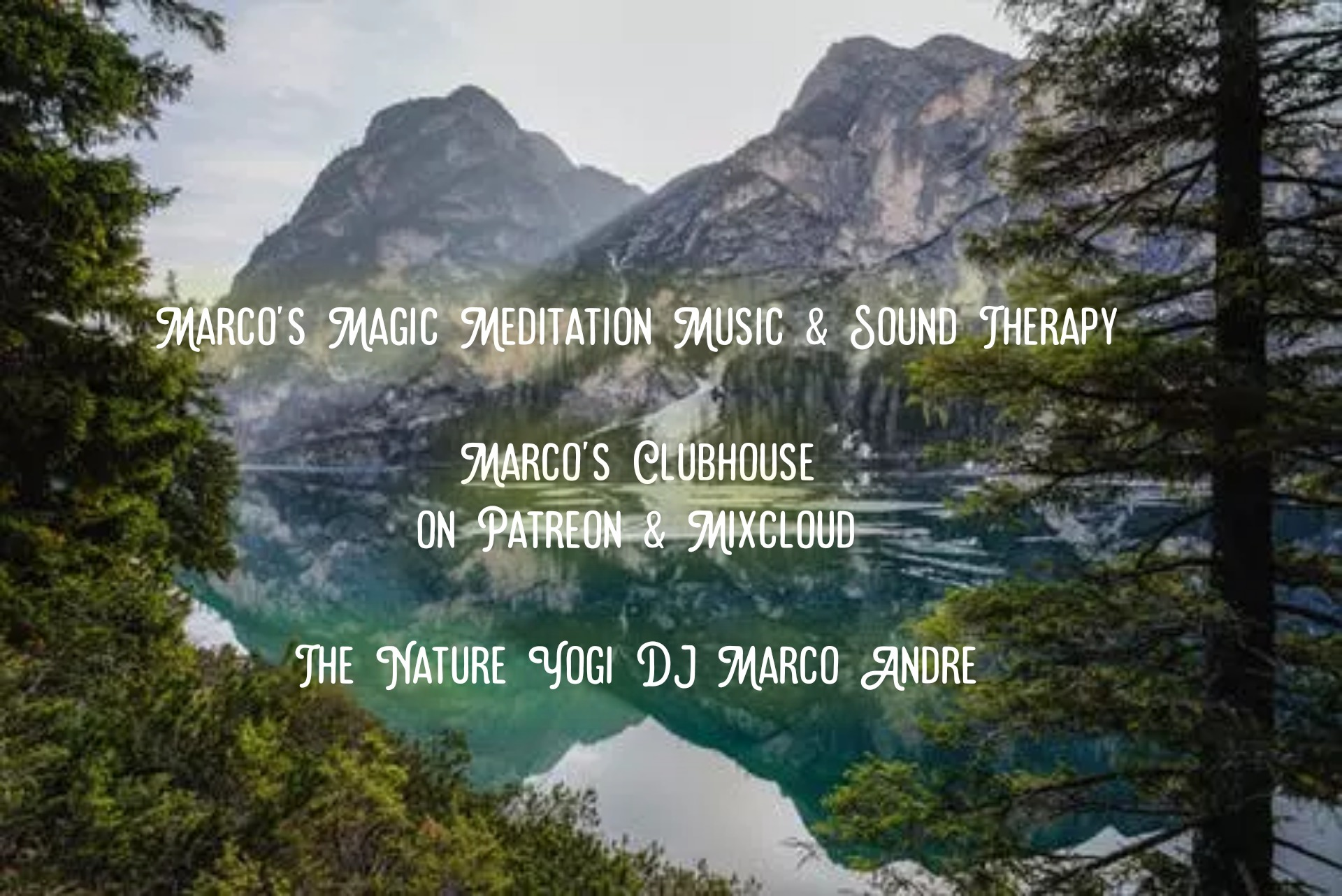 "Marcus ""DJ Marco"" Andre The Nature (@djmarconatureyogi) Cover Image"