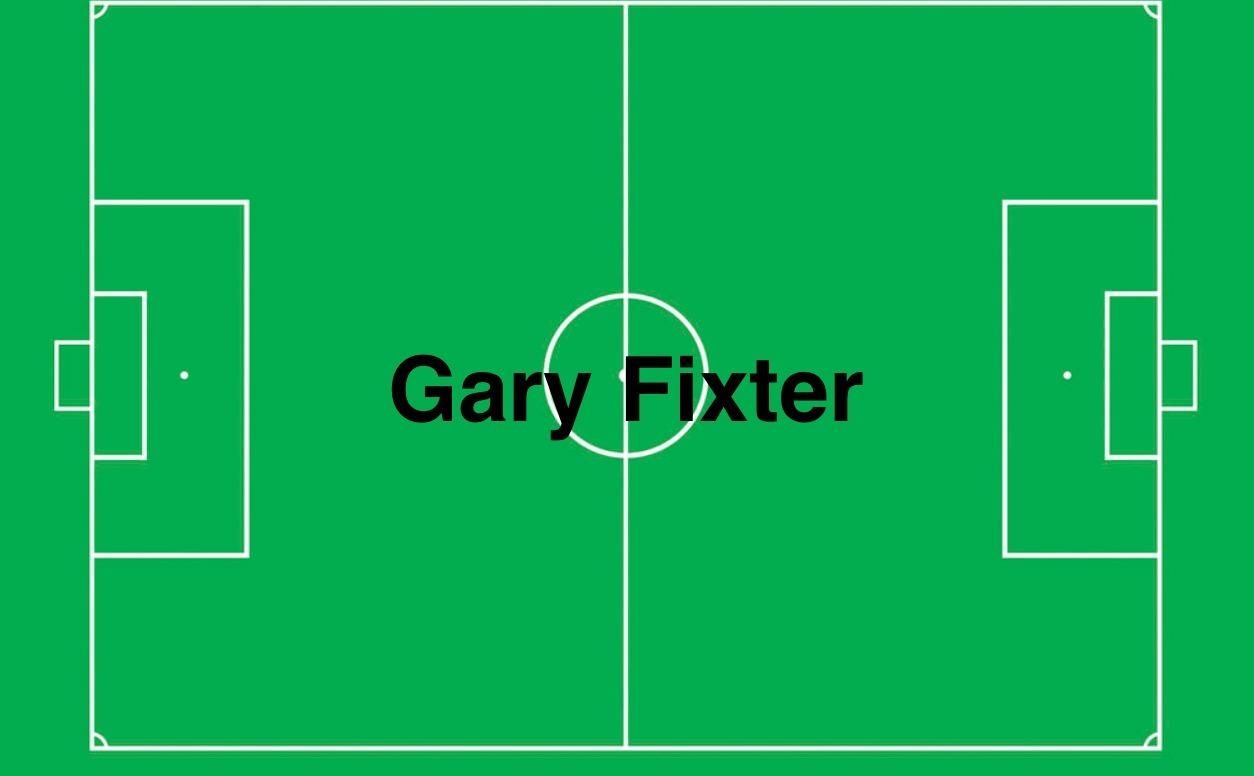 Gary Fixter Soccer Coach (@gary_fixter) Cover Image