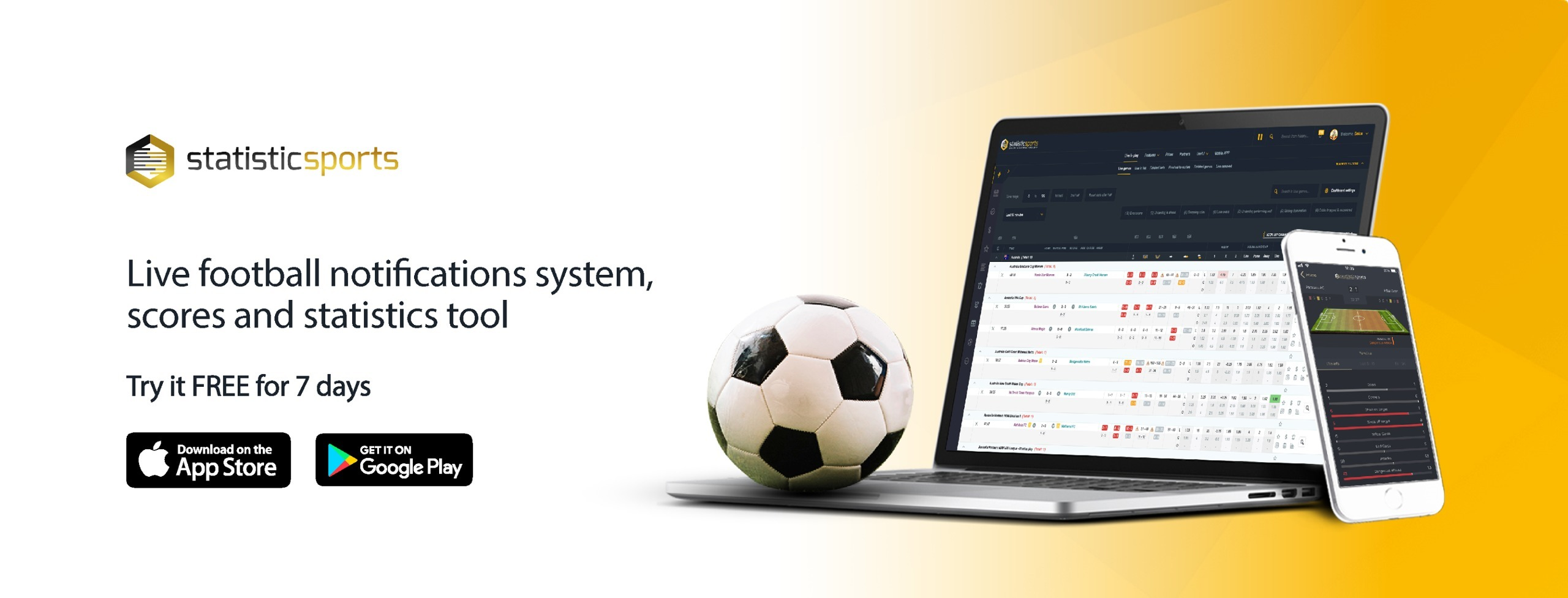 StatisticSports (@statisticsports) Cover Image