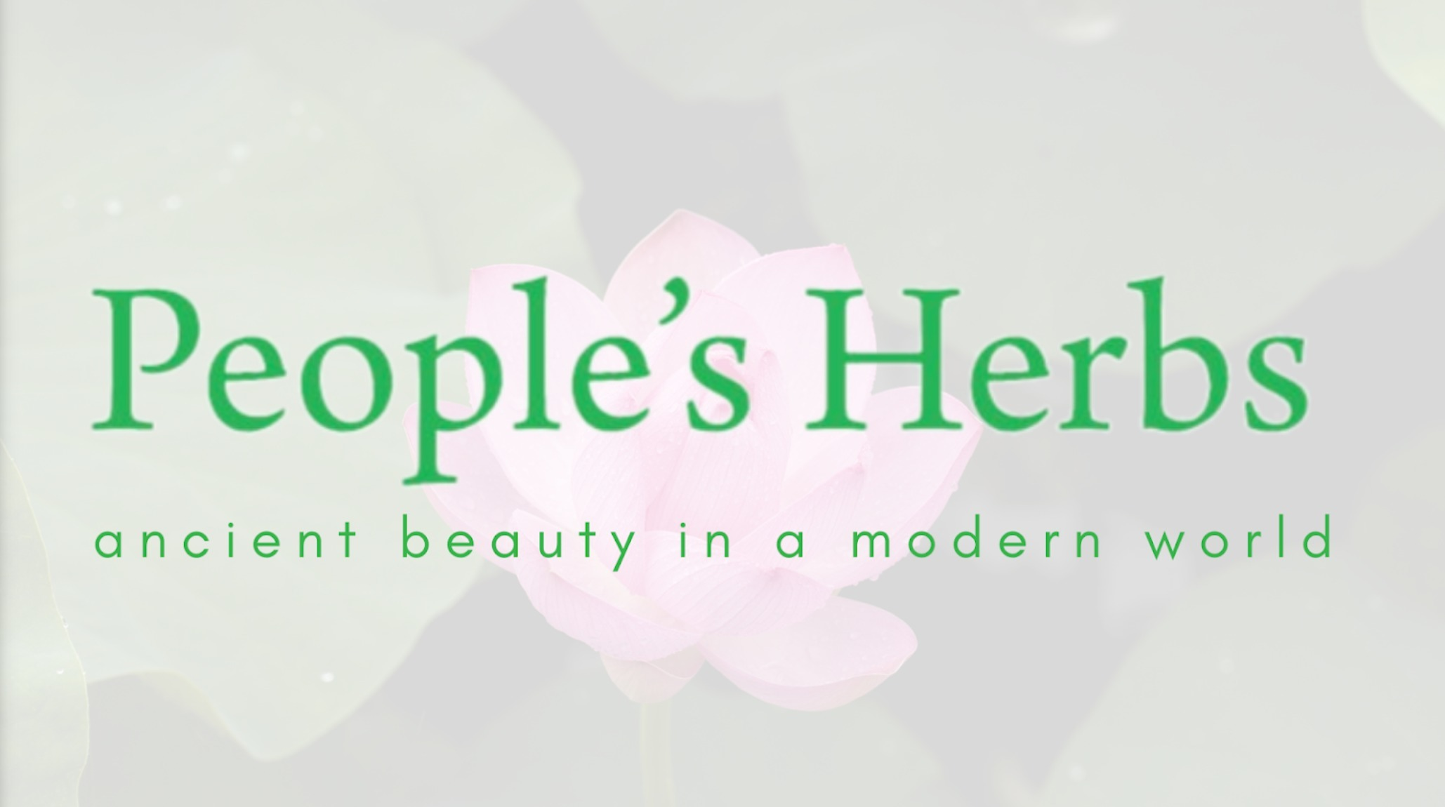 Peoples Herbs (@peoplesherbs) Cover Image