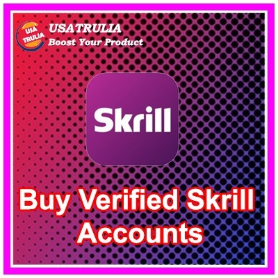 Buy Verified Skrill Accounts (@usatruliauwe) Cover Image