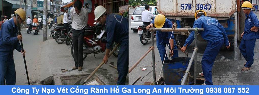 Nạo Vét Hố Ga Long An Môi Trường (@hogamoitruong) Cover Image
