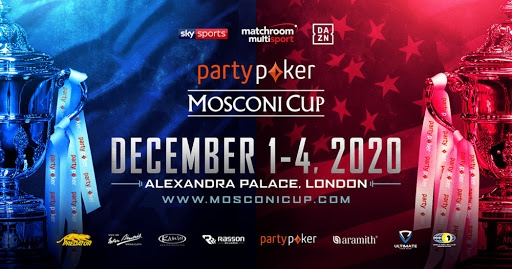 Mosconi Cup 2020 (@mosconi) Cover Image