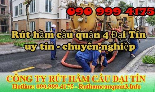 Rút hầm cầu Quận 4 Đại Tín (@rutcauq4daitin) Cover Image