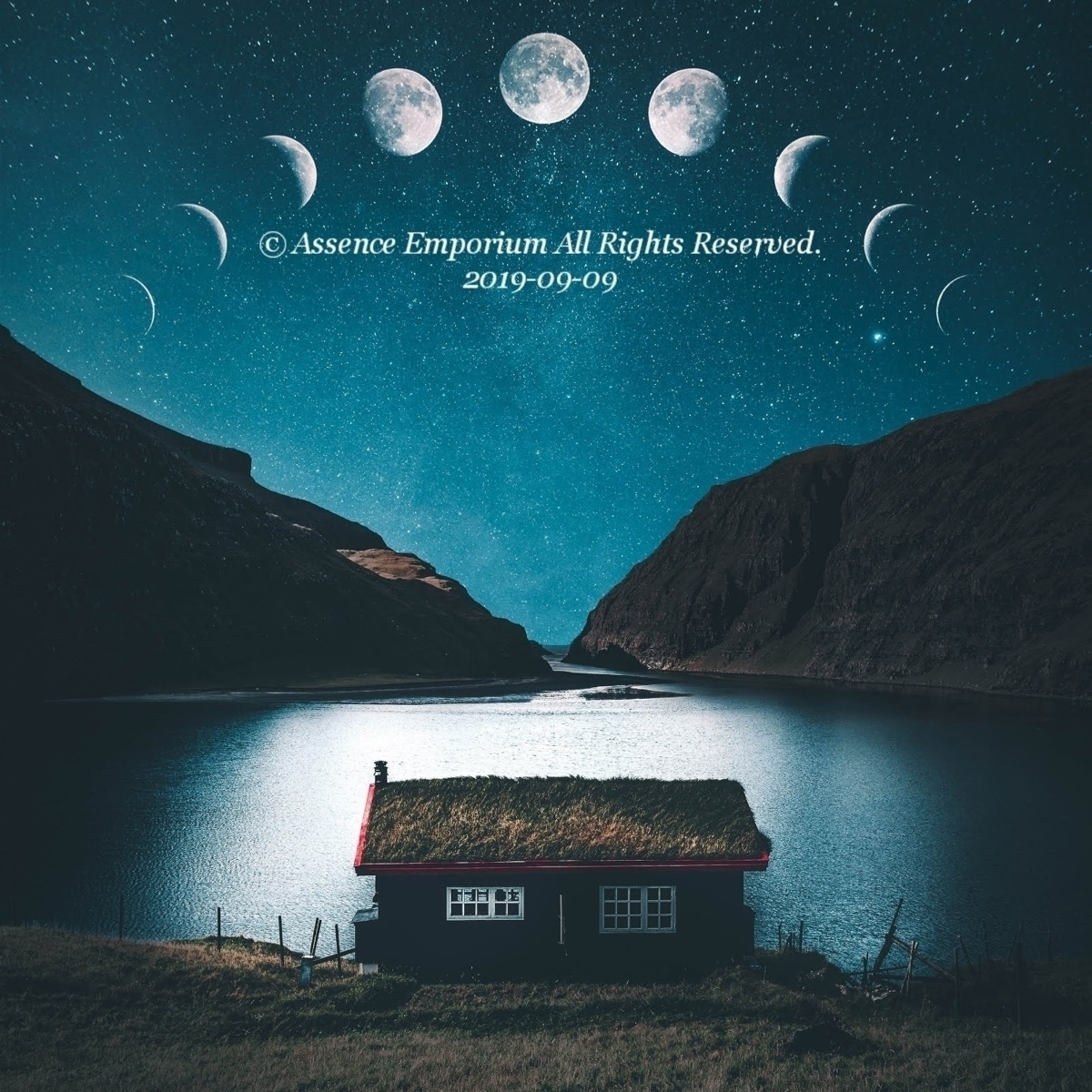 Assence Emporium (@assence) Cover Image