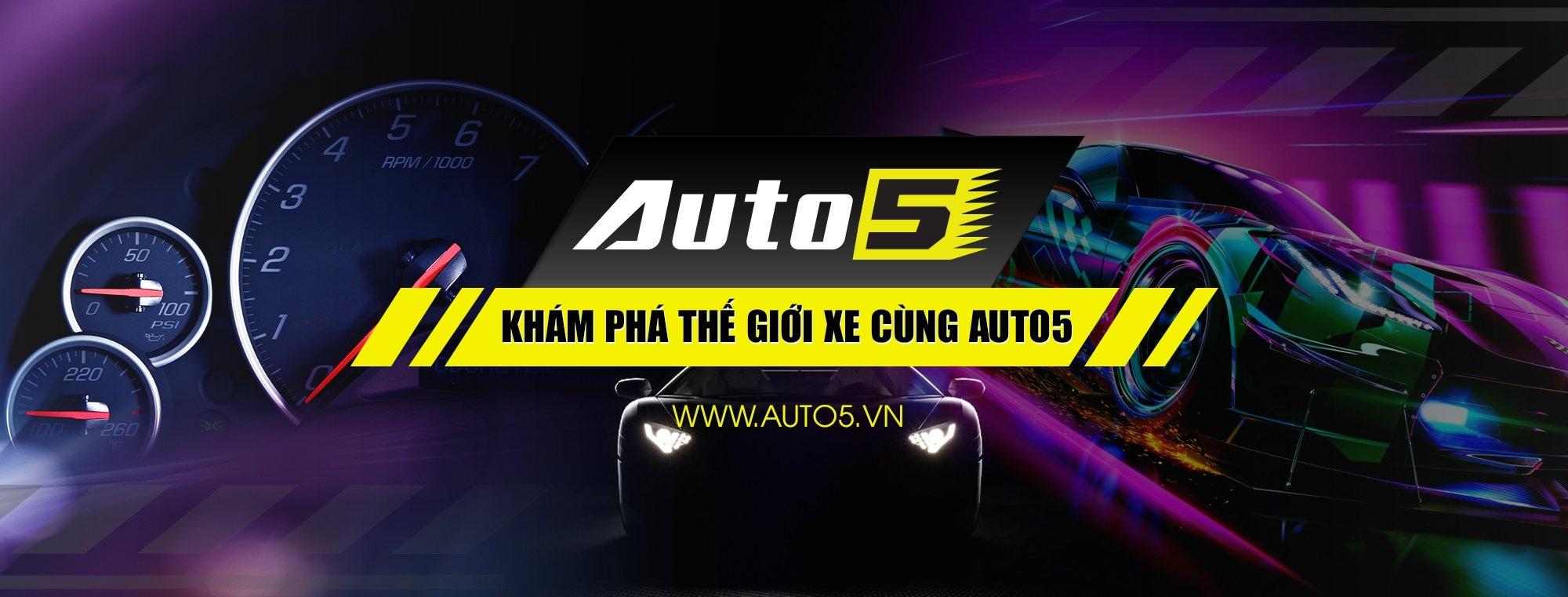 Auto5 | Thế giới xe, tạp chí ôtô xe máy mới nhất - (@auto5vn) Cover Image