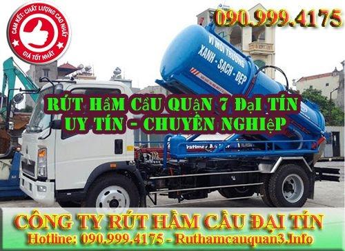 Rút hầm cầu Quận 7 Đại Tín (@rutcauq7daitin) Cover Image
