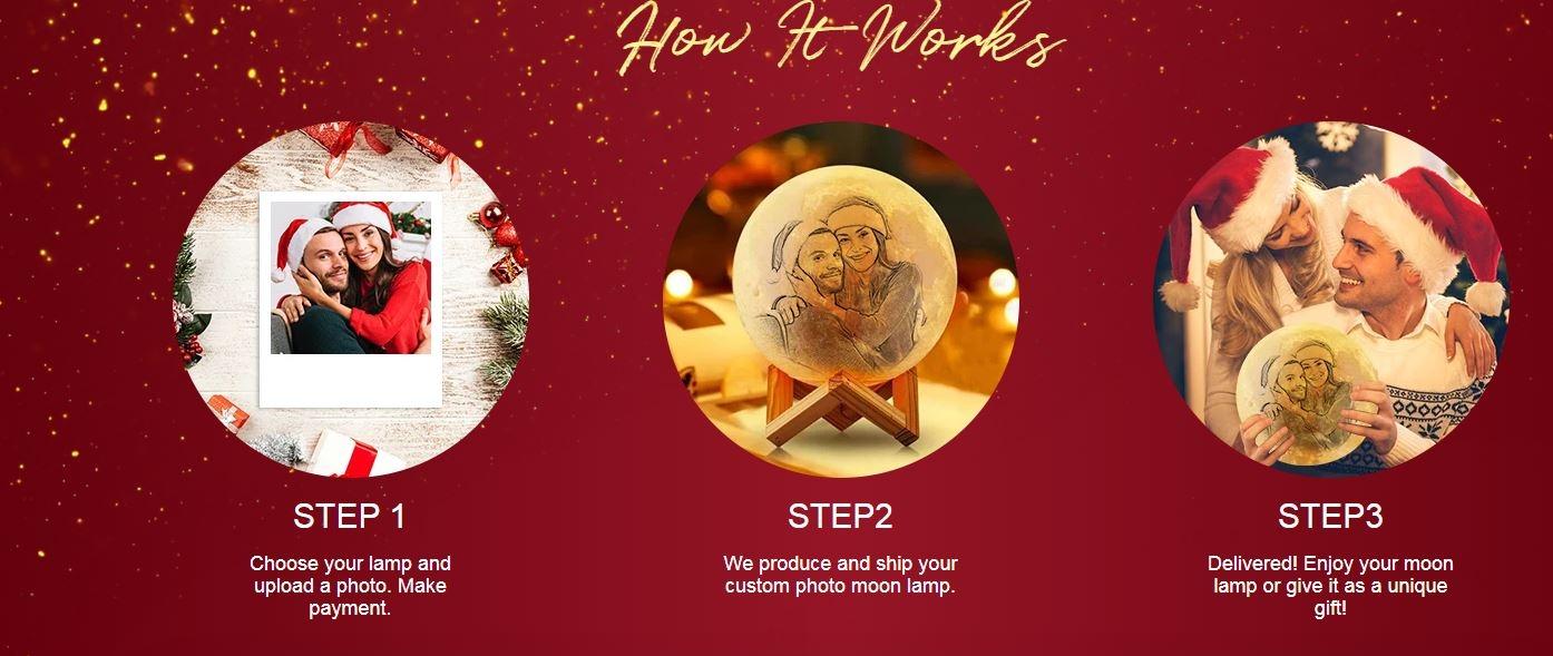 custom photo moon lamp (@mymoonlampau) Cover Image