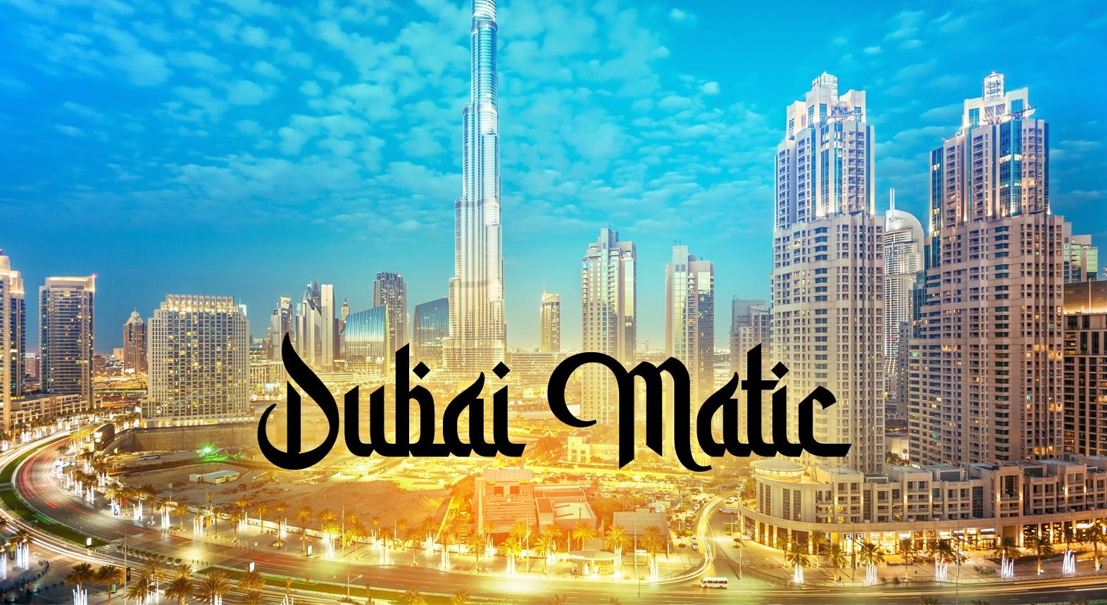 Dubai (@dubaimatic) Cover Image