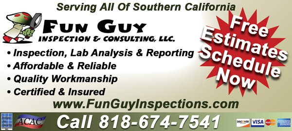 Fun Guy Inspection & Consulting LLC (@funguyinspections) Cover Image