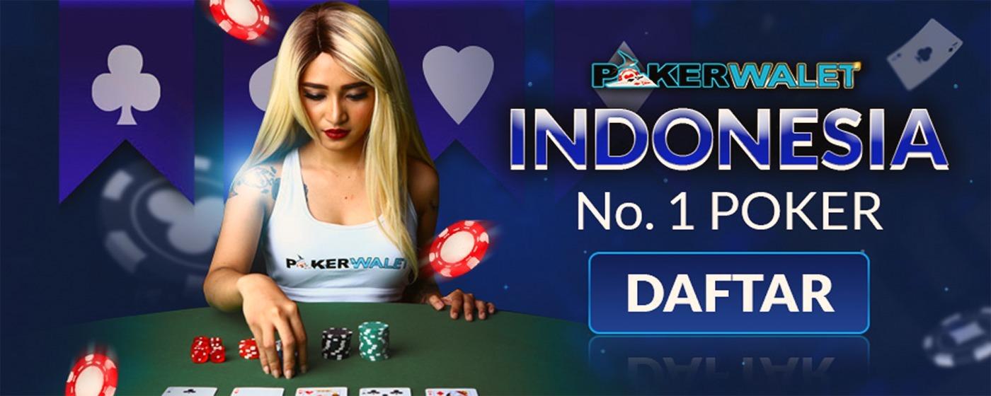 PokerWalet Situs Agen Poker Terpercaya (@pokerwalet99) Cover Image