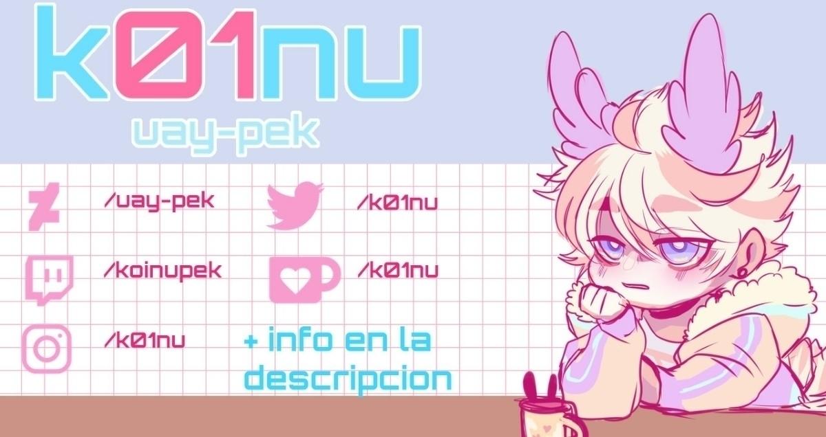 K01nu (@k01nu) Cover Image