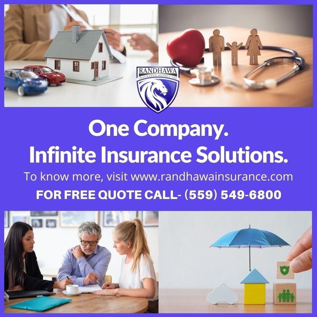 Randhawa Insurance Agency Inc. (@randhawainsurance) Cover Image