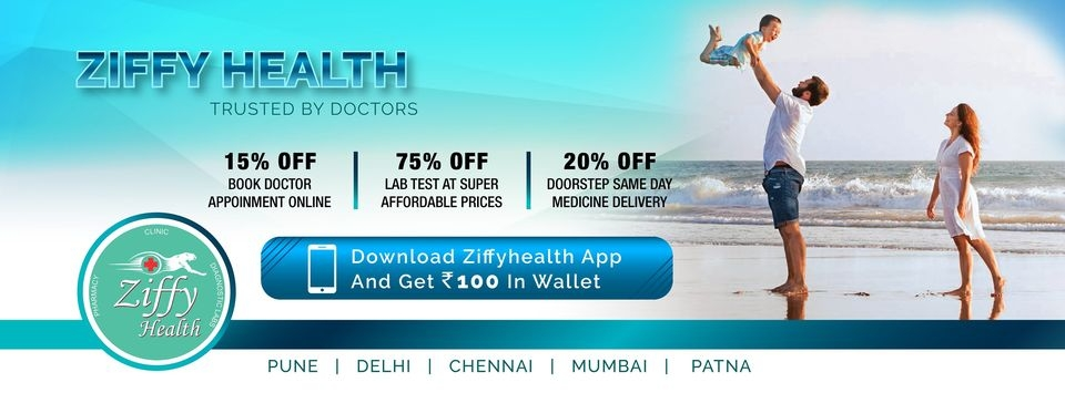 At Home Diagnostic Tests  (@ziffyhealth) Cover Image