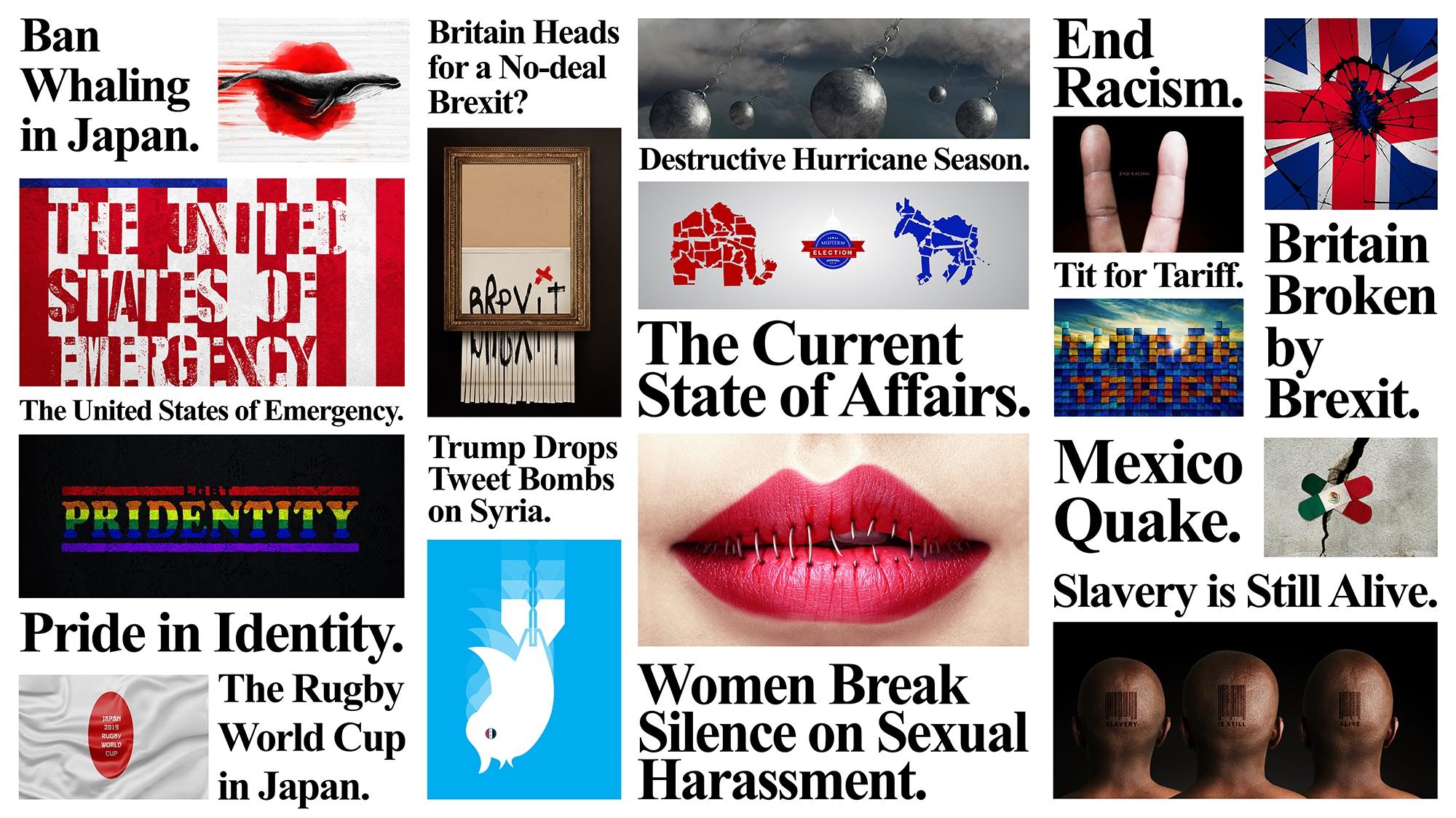 Sergio  (@globalnewsart) Cover Image